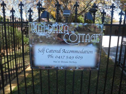Hotelfoto's: Waldara Cottage, Wangaratta