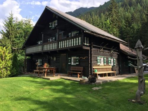 Hotellikuvia: Almhütte XXL - Premium Chalet, Sankt Veit im Pongau