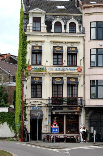 酒店图片: Hotel Des Ardennes, 韦尔维耶
