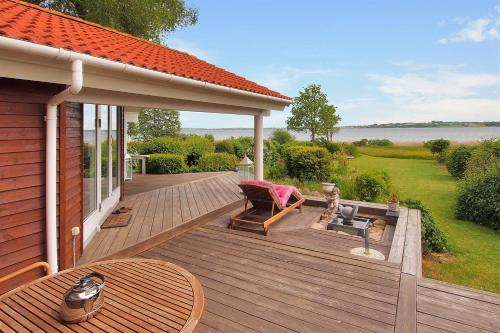 Hotel Pictures: Three-Bedroom Holiday Home Strandly 01, Grevinge