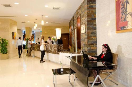 Teda Swiss Inn Plaza Hotel & Aqua Park
