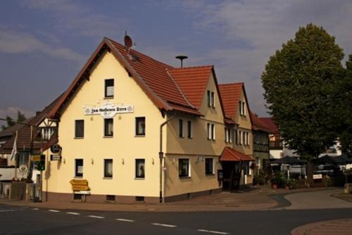 Hotel Pictures: Hotel-Restaurant Zum Goldenen Stern, Großalmerode
