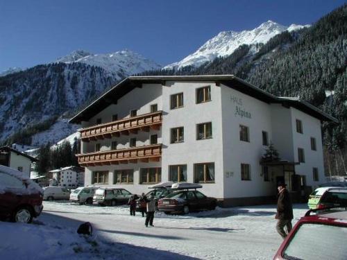 Fotografie hotelů: Haus Alpina, Kaunertal