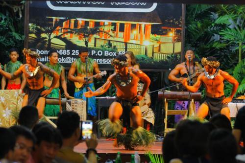 Samoa Tradition Resort