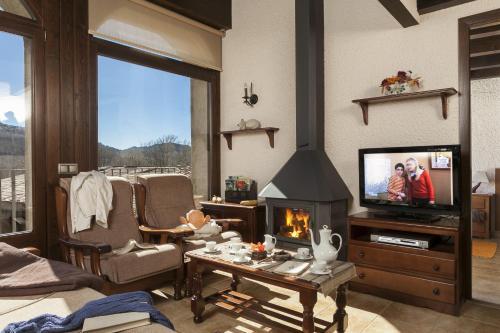 Hotel Pictures: La Cabanya, Sant Joan de les Abadesses
