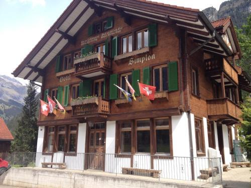 Hotel Pictures: Simplon House, Kandersteg