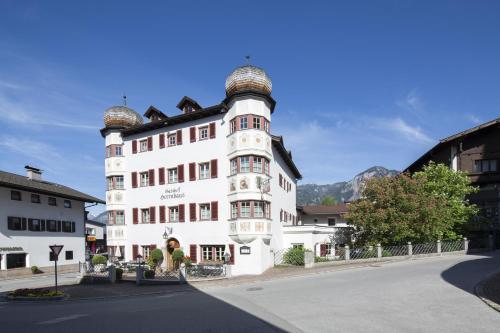 Hotellikuvia: Gasthof Herrnhaus, Brixlegg