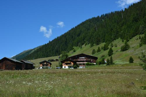 Hotel Pictures: , Reckingen - Gluringen