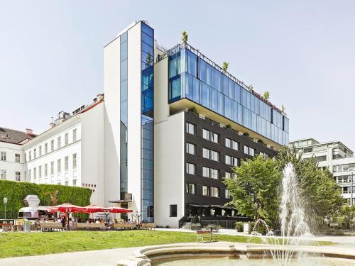 La mia wien ein guide michelin restaurant for Design hotel 1070 wien