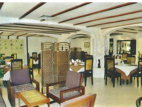 Hotel Restaurant Le Rabelais