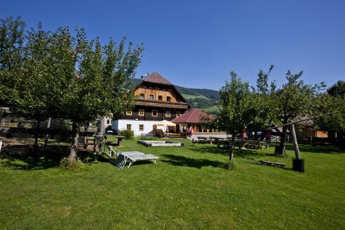 Fotografie hotelů: Pension Zechnerhof, Sankt Georgen ob Murau