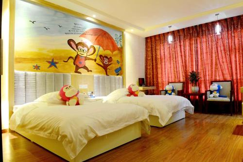 Hotel Pictures: Witty Monkey Hotel, Emeishan