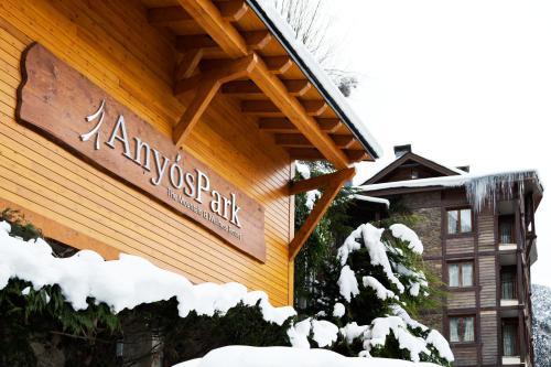 Hotellbilder: Aparthotel AnyosPark, Anyós