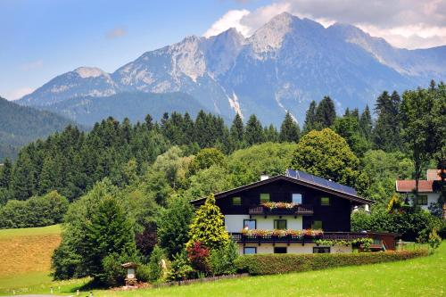 Fotografie hotelů: Gästehaus Hölzl, Itter