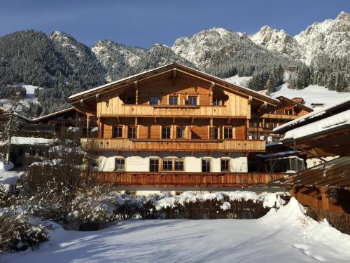 Photos de l'hôtel: Wellnessappartements Margit, Alpbach