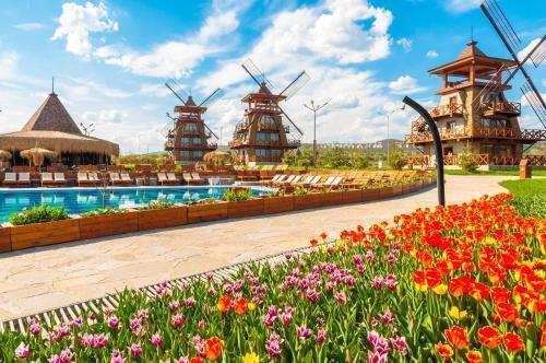 Hotellbilder: The Wind Mills Hydropark, Gorna Malina