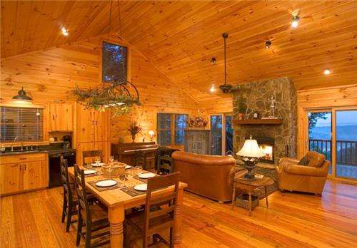 Cabin Rentals of Georgia Review