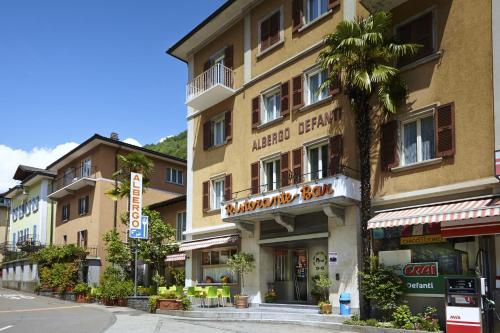 Hotel Pictures: , Lavorgo