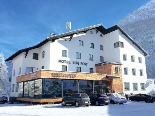 Fotos do Hotel: Hotel Neue Post, Holzgau