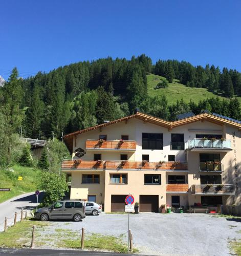 Fotos do Hotel: Osthang - Appartements, Sankt Anton am Arlberg