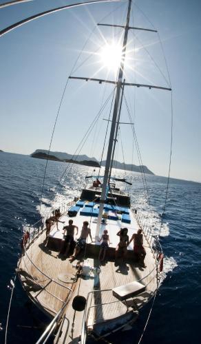 Blue Cruise Kas-Kahramanlar Turizm