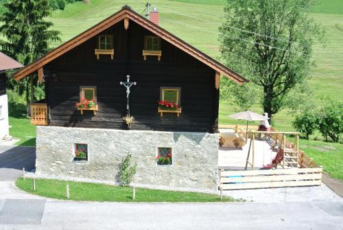 Hotellikuvia: Buckelmühle, Sankt Veit im Pongau