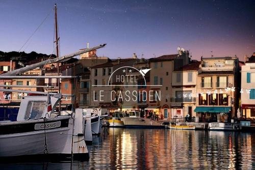 Hotel Pictures: Le Cassiden, Cassis