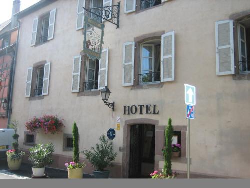 Hotel Berceau du Vigneron Turckheim