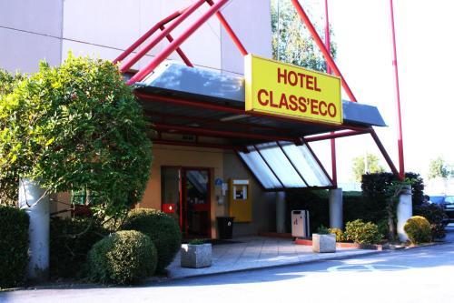 Фотографии отеля: Hotel Class'eco Liège, Эрсталь