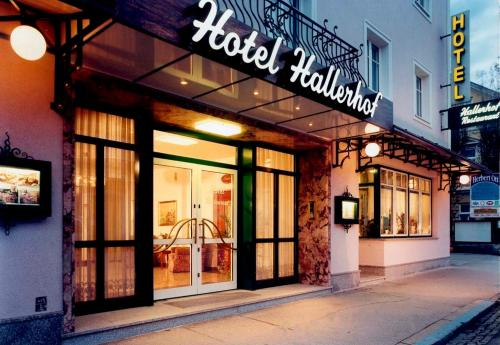 Foto Hotel: Hotel Hallerhof, Bad Hall