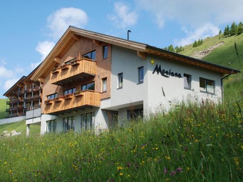 ホテル写真: Haus Montana, Damuls