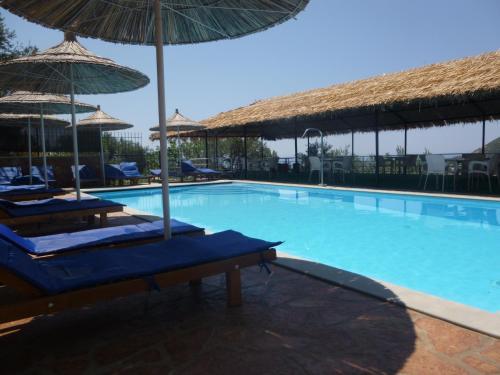 Fotografie hotelů: Hotel Kavalieri, Borsh