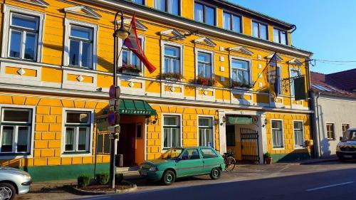 Fotografie hotelů: Landhaus Zierlinger, Senftenberg
