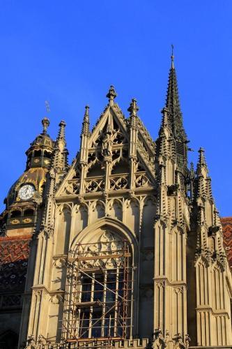 St. Elisabeth & Old City