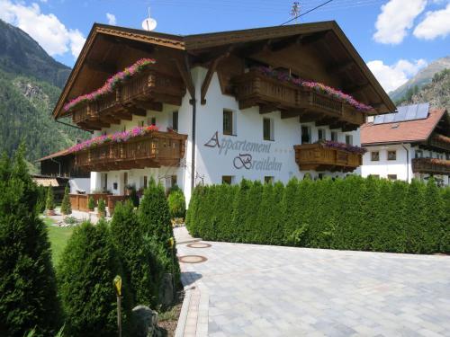 Hotel Pictures: Appartement Breitlehn, Längenfeld