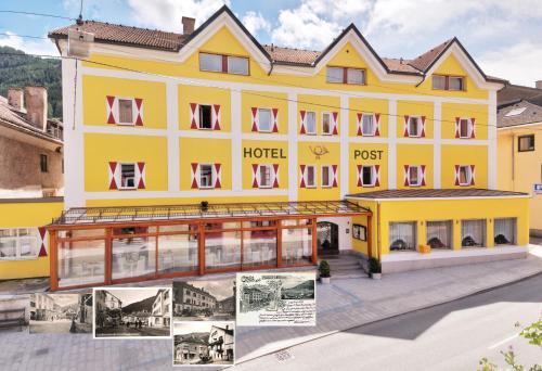 Fotos de l'hotel: Hotel Post Steinach, Steinach am Brenner