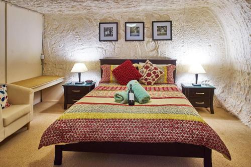 Hotellikuvia: Underground Bed & Breakfast, Coober Pedy