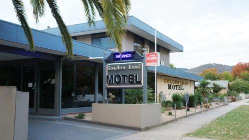 Fotografie hotelů: Golden Leaf Motel, Myrtleford