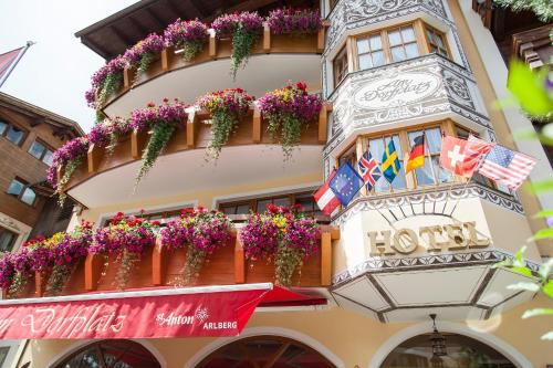 Zdjęcia hotelu: Am Dorfplatz Hotel - Adults only, Sankt Anton am Arlberg