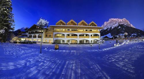 ホテル写真: Hotel Alpen Residence, エールヴァルト