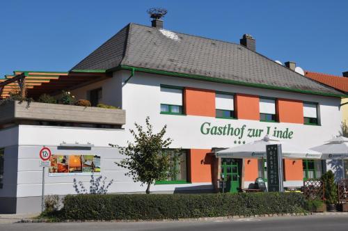 Fotografie hotelů: Gasthof zur Linde, Sankt Andrä bei Frauenkirchen