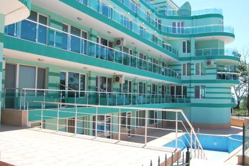 Foto Hotel: Europe Apartments, Pomorie