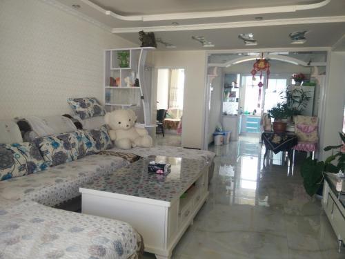 Hotel Pictures: Qilian Xueyu Family Apartment, Sunan
