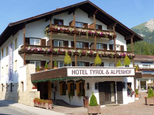 Hotelbilleder: Hotel Tyrol-Alpenhof, Seefeld in Tirol