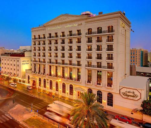 Admiral plaza hotel dubai book your hotel with viamichelin for Dubai hotel booking
