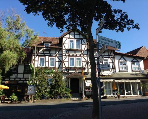 Hotel Herzog Georg Bad Liebenstein Thuringen