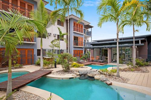 Fotografie hotelů: Southern Cross Atrium Apartments, Cairns
