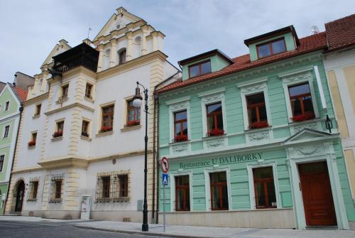 Hotel Pictures: Hotel U Daliborky, Louny