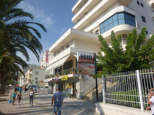 Fotografie hotelů: Hotel Rossi, Vlorë