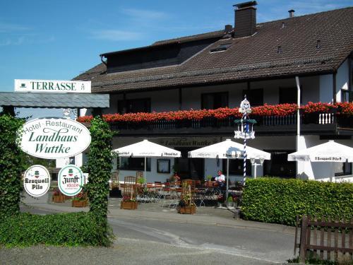 Hotel Pictures: Landhaus Wuttke, Wildbergerhütte